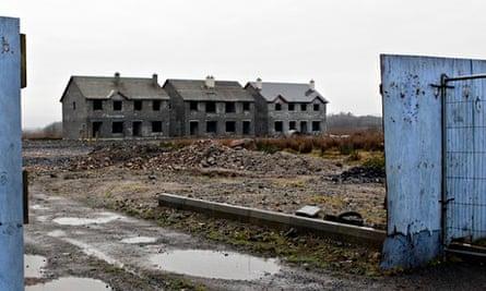 unfinished houses Ireland