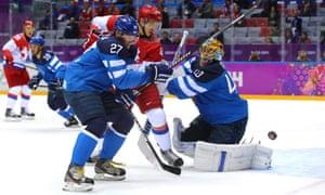 Russia v Finland
