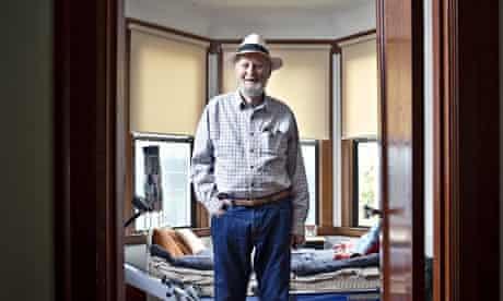 Lawrence Ferlinghetti of City Lights book shop
