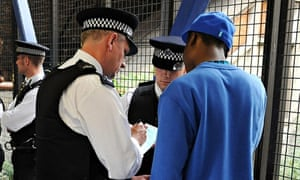 Stop and search project aims to educate teenagers about their rights
