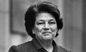 Mavis Gallant in 1981.