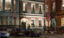 Audley House, Mayfair, London, which is available to rent at £65,000 per month