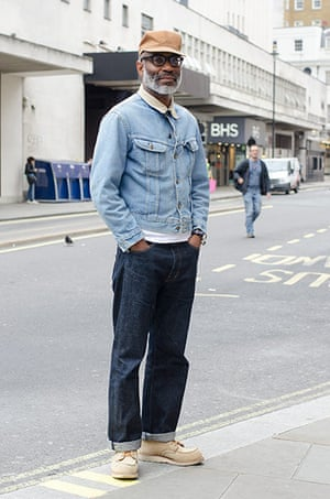 Older Models - Weekend : Older man with beard and hat