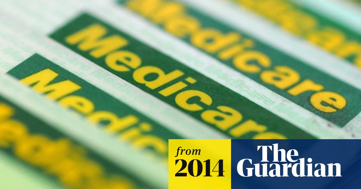 Medicare Fraud Reaches Nearly Half A Million Dollars In Past Year Australia News The Guardian