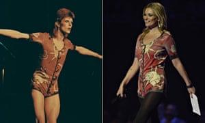 Brit Awards Bowie