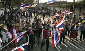 Thailand General Election 2014
