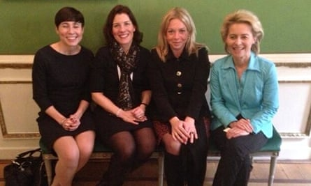 Female defence ministers