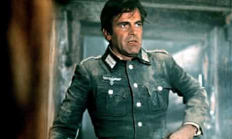 Maximilian Schell in Cross of Iron, 1977
