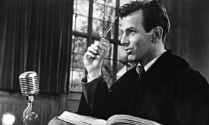 Maximilian Schell in Judgment at Nuremberg, 1961