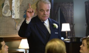 Philip Seymour Hoffman in The Master (2012)