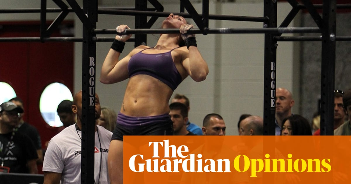CrosstFit: the new fitness craze has a lot to tell us about