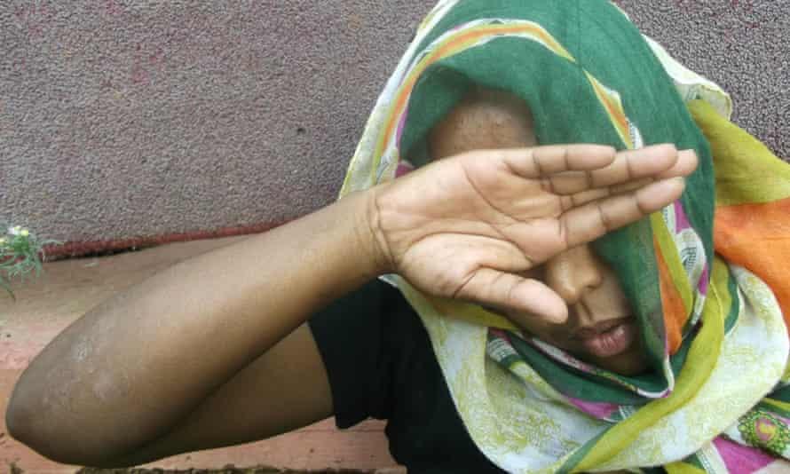 MDG : Eritrea trafficking