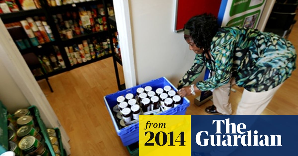 Families Turn To Food Banks As Last Resort Not Because They