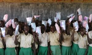 Afripads school