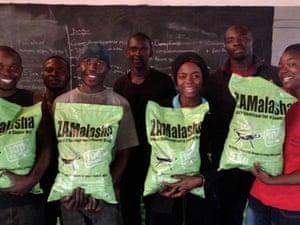 Green Energy Africa staff