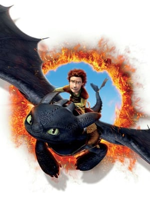 10 best: How To Train Your Dragon
