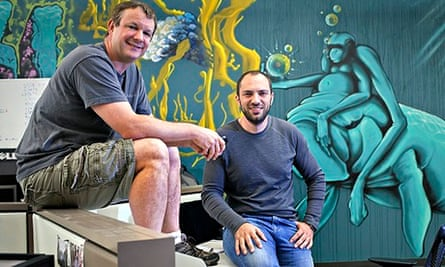 WhatsApp founders Brian Acton and Jan Koum