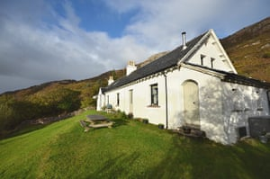 Cool Cottages: Raasay Schoolhouse,  Raasay, Highland
