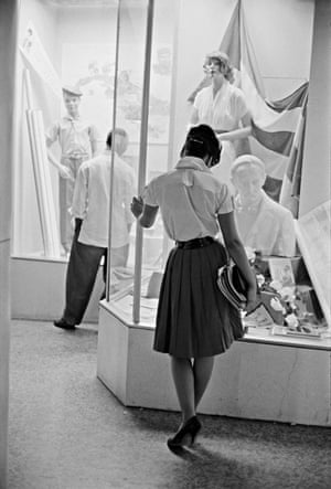 Henri Cartier-Bresson's 'Camagüey, Cuba, 1963'.