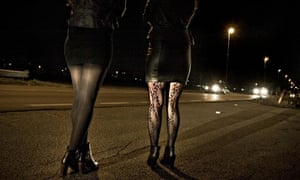 Italian prostitutes fight for the right to pay tax and get pensions