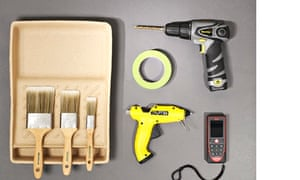 Tools for a handyman