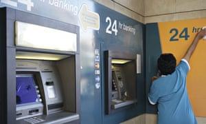 Cyprus cash machine