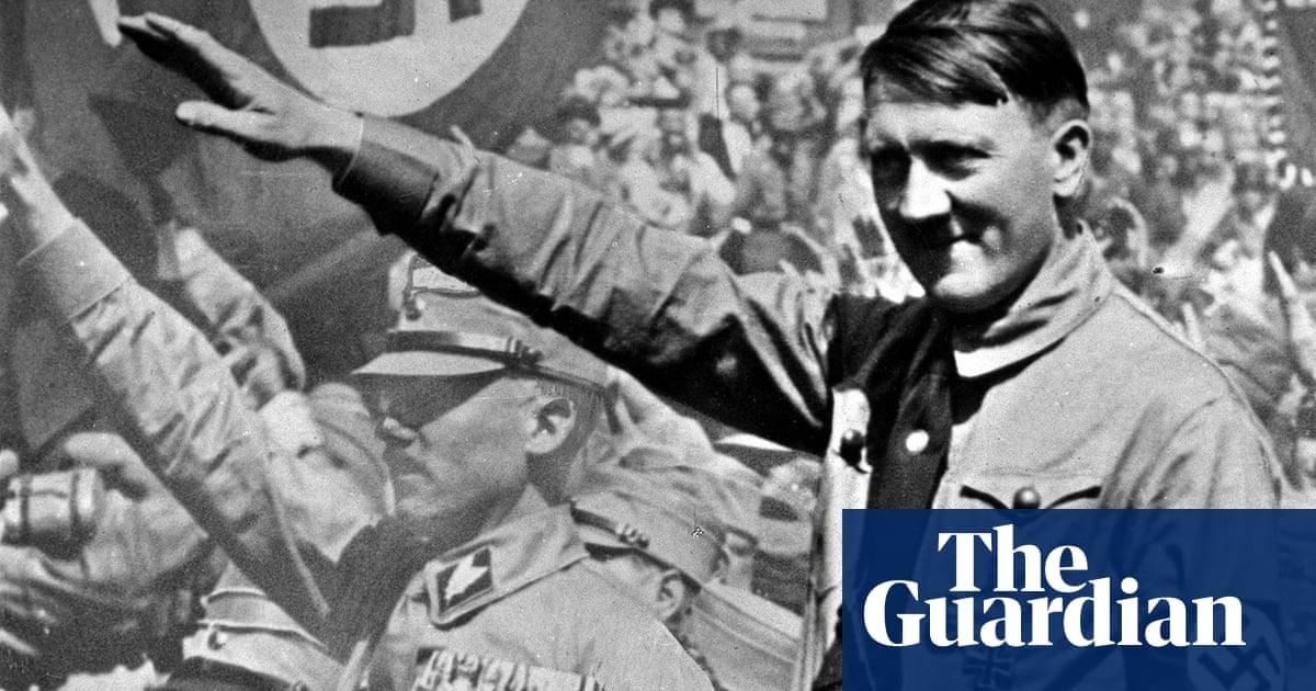 Time Travellers Please Don T Kill Hitler Dean Burnett