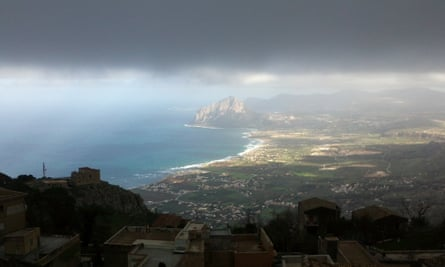 Metaphorical weather in Erice