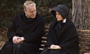 Amy Adams and Philip Seymour Hoffman in Doubt