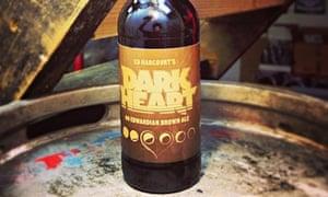 Ed Harcourt's Dark Heart beer