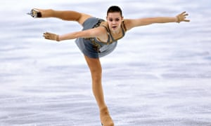 8012802c235e Adelina Sotnikova won gold in the women s figure skating final at the Sochi  2014 Winter Olympics