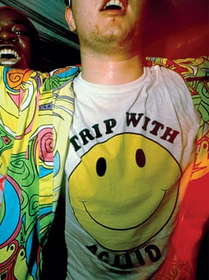 Acid house raves: Acid house raves Trip London