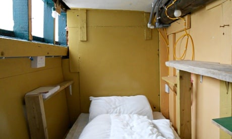 My life in London's houseboat slums | Society | The Guardian