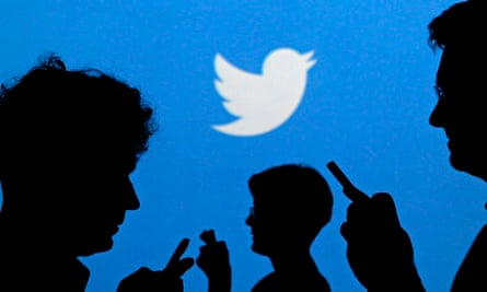 Swearing on Twitter … popular with both sexes.