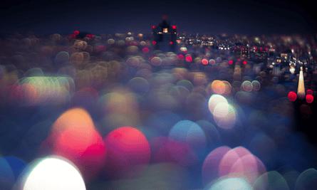 Tokyo as seen by Takashi Kitajima