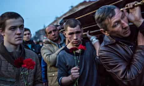 Kiev casket