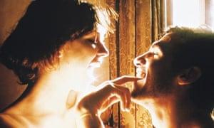 Margo Stilley and Kieran O'Brien in 9 Songs