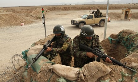 Nineteen Afghan soldiers killed, seven kidnapped by Taliban