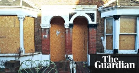 Scandal of europes 11m empty homes society the guardian