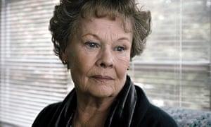 Judi Dench in the 2013 film Philomena