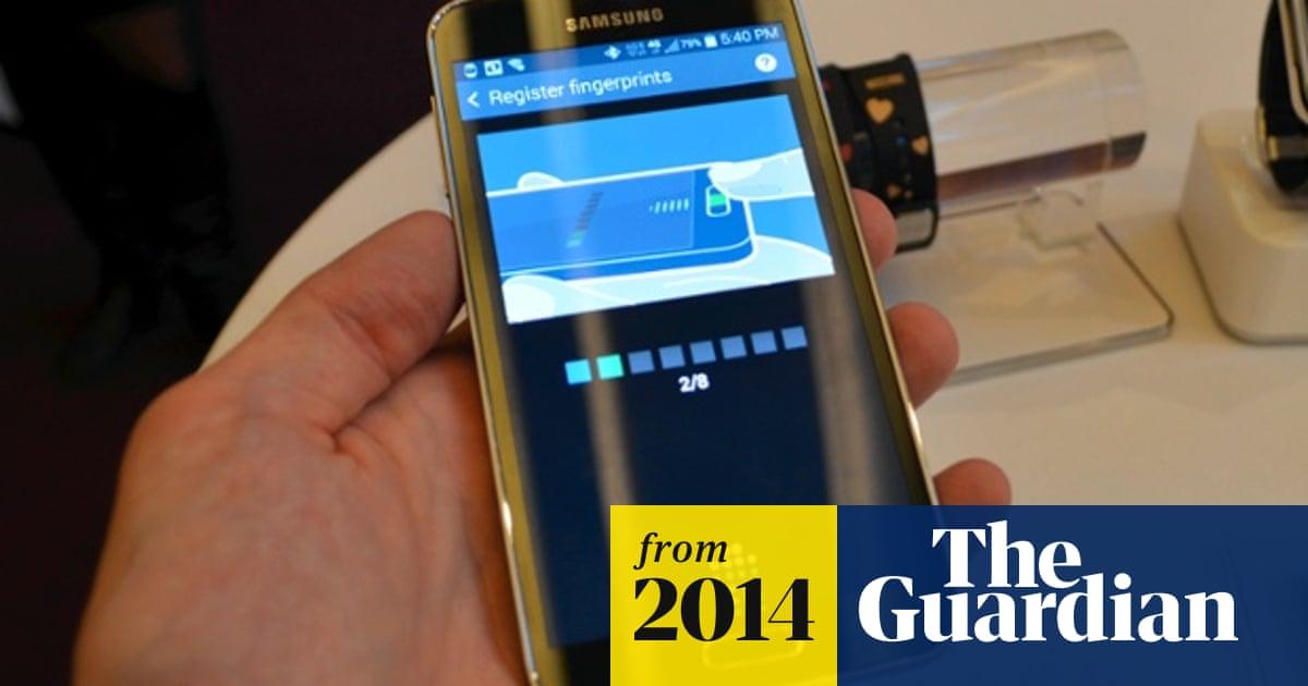 Samsung Galaxy S5 smartphone fingerprint sensor hacked | Technology