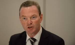Education minister Christopher Pyne gives brief remarks at the first meeting of the recently announced Teacher Education Ministerial Advisory Group at Parliament House in Canberra, Monday, Feb. 24, 2014.