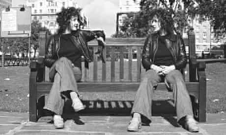 Rose Finn-Kelcey Divided Self (Speakers' Corner), 1974, by  Rose Finn-Kelcey
