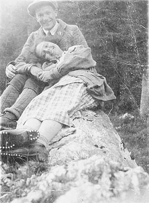 Alice Herz-Sommer: Alice and Rudolf Kraus, the love of her life, in the 1920s
