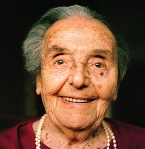 Alice Herz-Sommer: Alice Herz Sommer, aged 103, concentration camp survivor and concert pianis