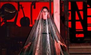 Madeleine Worrall as Jane Eyre