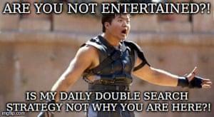 arthur chu gladiator