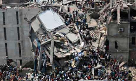 Rana Plaza factory collapse Bangladesh