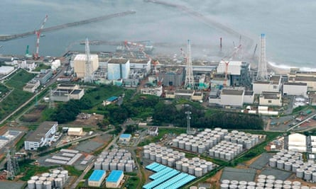 Fukushima Daiichi nuclear power plant in August 2013
