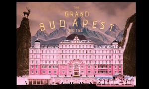 Grand Budapest Hotel titles
